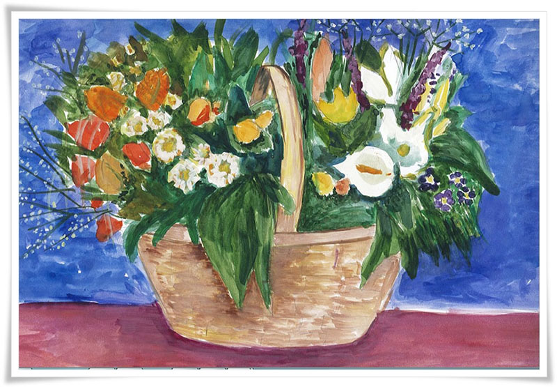 Цветя, Мария Якимова