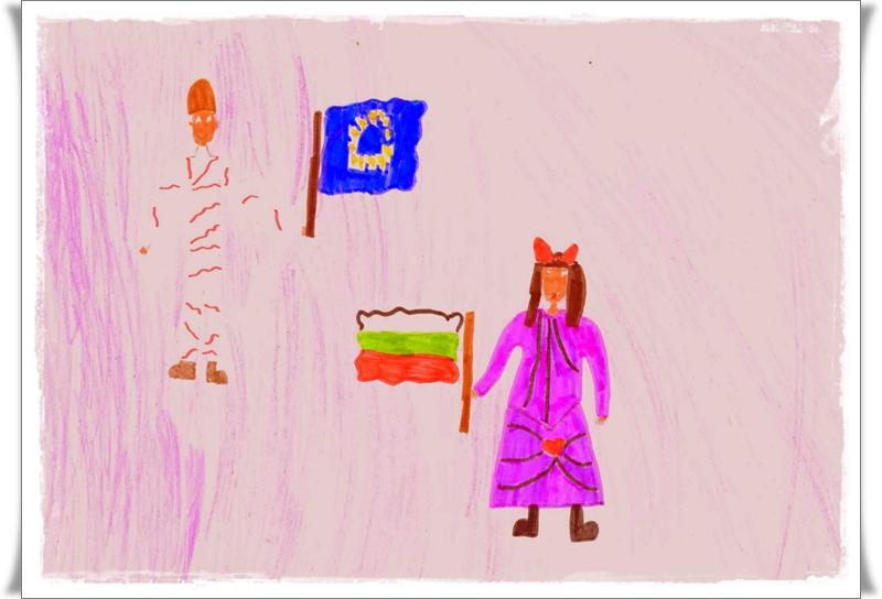 Радостина Мишева-рисунка