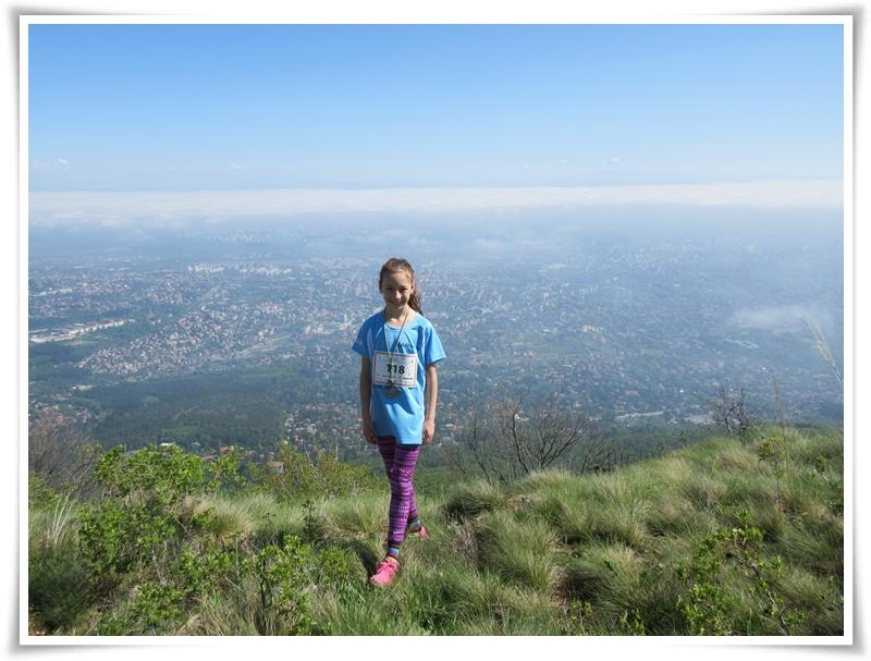 скоростното изкачване на Копитото 3 в памет на Боян Петров