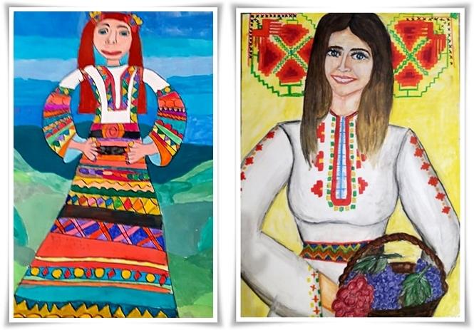 Анелия и Яница, втора група