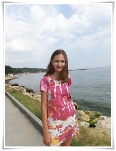 Бояна Димитрова-14 години, Ш-н