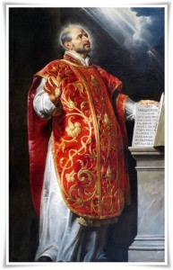 St_Ignatius_of_Loyola_(1491-1556)_Founder_of_the_Jesuits Portrait by Peter Paul Rubens