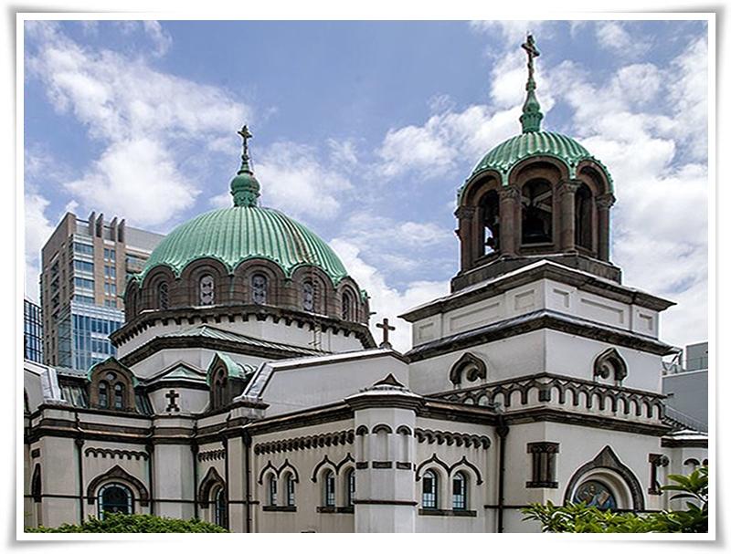 Руска православна църква в Токио1
