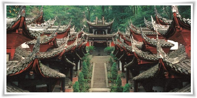 даоистки храм