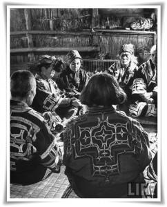 Ainu LIFE wedding ceremony