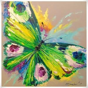 2 Пеперуда