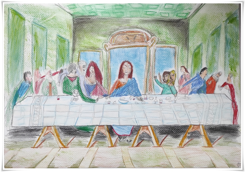 Тайната вечеря 2