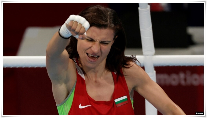 Стойка Кръстева. Първият олимпийски медал в женския бокс